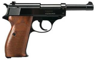 Пневматический пистолет вальтер (P 38, PPK/S, CP 99, CP88): характеристики, особенности, разборка