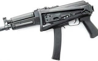 9 мм пистолет-пулемет Витязь-СН