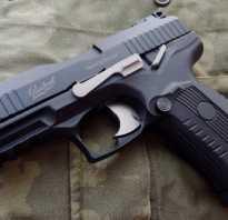 Пневматический пистолет МР — 655К (пневматический пистолет Ярыгина)