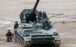 2с4 тюльпан 240 мм самоходный миномет: подготовка к боевому применению, тактико-технические характеристики (ттх)