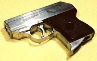 Пистолет ОЦ-21 «Малыш». Обзор, фото, видео, характеристики.