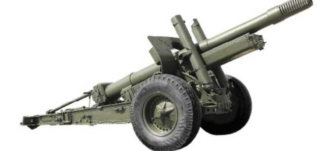 152-мм гаубица-пушка МЛ-20. Детальные фото-3