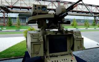 Боевые роботы и другие новинки от «Калашникова»