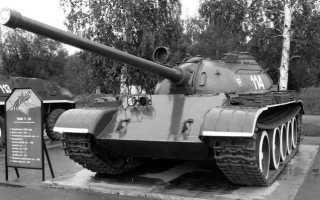 Т-54, оборудование и вооружение танка, калибр пушки и экипаж, обзор и ТТХ облегченной модели, участие в боевых действиях