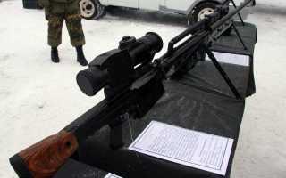ОСВ 96 — снайперская винтовка калибра 12.7 мм, описание и ТТХ, модификации Волга и Взломщик, скорострельность и прицельная дальность