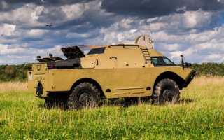 БРДМ-2 / ГАЗ-41. Обзор, фото видео.
