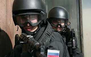 Русские в Сирии. Спецназ «Заслон»