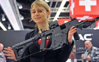 Пистолет — Пулемет Крисс Вектор (Kriss Vector, KRISS Super V System)