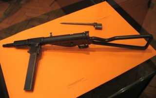 Пистолет — пулемет СТЕН (STEN)