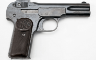 7.65 mm Browning m.1900