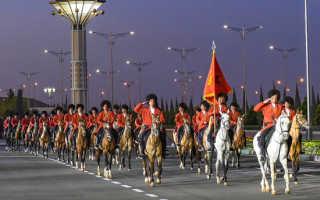 Президент Туркмении посрамил самого Рэмбо.