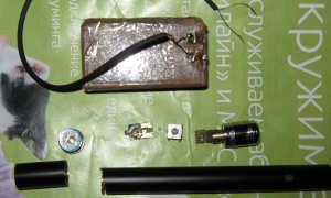 Лазерный целеуказатель своими руками: советы, необходимые материалы, как закрепить, видео