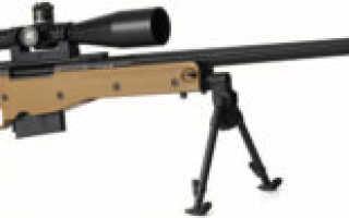 Пневматические снайперские винтовки компании «Nova Vista» — находка для любителей «тактического оружия»
