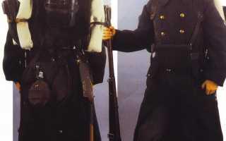 Первая мировая война. Экипировка