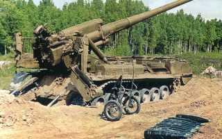 САУ Пион, тактико-технические характеристики самоходной артиллерийской установки: дальность стрельбы, калибр, скорострельность и углы наведения