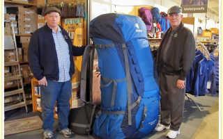 Туристический рюкзак для рыбалки и походов, как выбрать лучший, рейтинги и обзоры, объем снаряжения, крепления для шлема и конструкции лямок