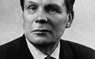 Симонов Сергей Гаврилович