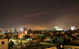 Сирийские ПВО уничтожили израильские самолеты. «Буки» против «Соколов».