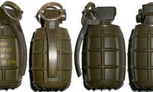 Газовая граната К-51. Обзор, фото, характеристики.