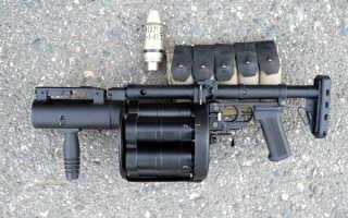 Гранатомет РГ-6 / 6Г30 / Гном / Бульдог. Обзор, фото, характеристики, видео.