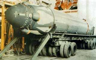 Межконтинентальная баллистическая ракета «Булава»