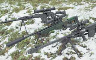 Снайперская Винтовка Драгунова Крупнокалиберная / СВДК. Обзор, фото, видео, характеристики.