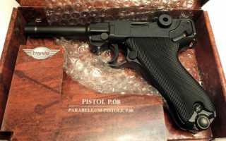 7.65 мм Luger-Borchardt