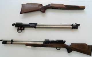 Новые пневматические винтовки MAG