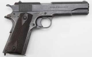 Пистолет со встроенной камерой для полиции США