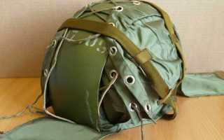 Фото: Противопульный шлем «Витязь-С»