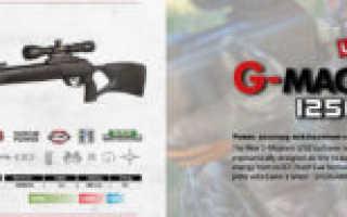 Сверхмощные пневматические винтовки «Gamo Mach1»: конец легенды, или Сенсация не состоялась!