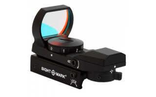 Коллиматорный прицел Sightmark (SM13003B, SM13005, SM13001): обзор, характеристики, крепление, видео, отзывы, цены