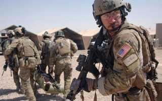 Войска США в Афганистане приведены в повышенную боевую готовность.