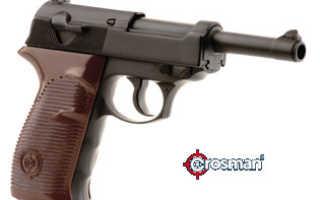 Пневматический пистолет Кросман С41 (Сrosman C41 & Сrosman C41 Tactical)