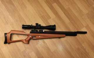 Пневматическая винтовка егерь 6.35