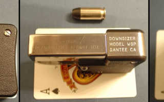 Пистолет Downsizer DWS (World's Smallest Pistol)