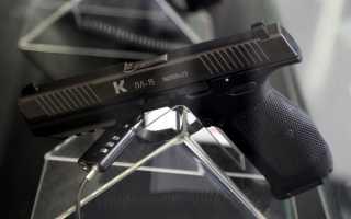 Новый пистолет ПЛ-15 идет в войска.