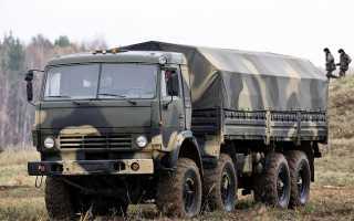 КамАЗ-6350 Мустанг 8х8, ТТХ артиллерийского тягача, история создания и современное использование, модификации, размеры и грузоподъемность