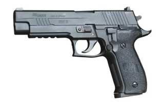 Обзор пневматического пистолета Sig Sauer P226