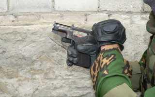 Пистолет ПСС / Вул. Обзор, фото, характеристики, видео.
