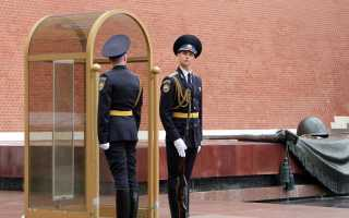 Почетный караул России, выступления оркестра в Кремле и у Вечного огня в Москве, оружие роты, форма и сапоги солдат
