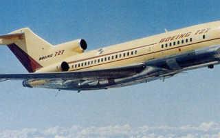 Боинг 727, схема салона и чертежи самолета boeing, причины создания и ТТХ, количество пассажиров и снятие с эксплуатации