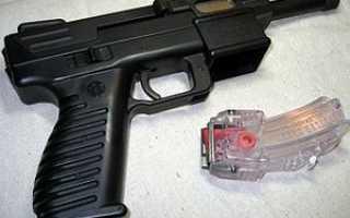 Пистолет Intratec TEC 22