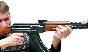 Опытный автомат Булкина / АБ-46 / ТКБ-415. Описание пулемета. Обзорная статья, фото видео, характеристики.