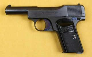 Пистолет Franz Stock
