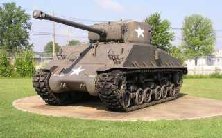 Шерман танк, краткий обзор и причины создания, ТТХ и вооружение, внешний вид и что внутри кабины, модификация М4А2