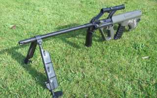 Пистолет — пулемет Штейер АУГ 9 мм (Steyr AUG 9mm)