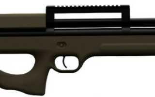 Характеристика пневматических винтовок Атаман
