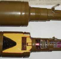 Фото подборка с противотанковой гранатой РКГ-3