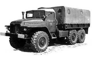 Урал 375: технические характеристики автомобиля, КПП и передний мост, двигатель и расход топлива, устройство коробки передач